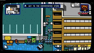 Retro City Rampage: DX id = 291457