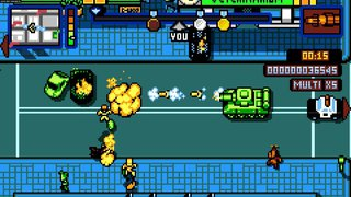 Retro City Rampage: DX id = 291463