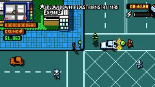 Retro City Rampage: DX id = 291464