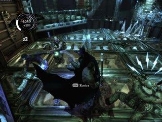 Batman: Arkham Asylum id = 165120
