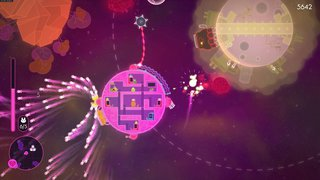 Lovers in a Dangerous Spacetime id = 284511