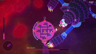 Lovers in a Dangerous Spacetime id = 284512