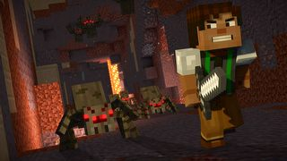 Minecraft: Story Mode - A Telltale Games Series - Season 2 id = 347256