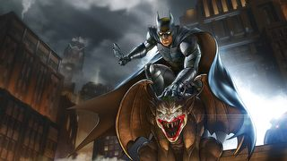 Batman: The Telltale Series - The Enemy Within id = 350585