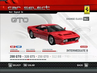 OutRun 2006: Coast 2 Coast - screen - 2006-07-06 - 69479