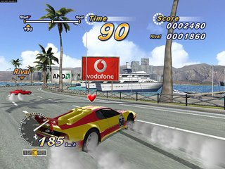 OutRun 2006: Coast 2 Coast - screen - 2006-07-06 - 69482