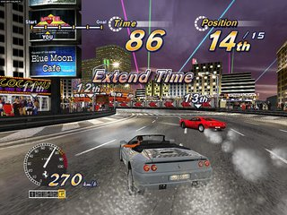 OutRun 2006: Coast 2 Coast - screen - 2006-07-06 - 69484