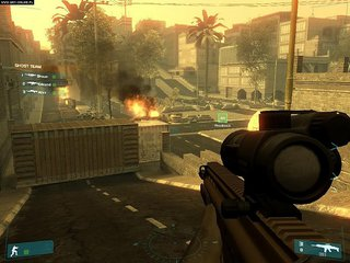 Tom Clancy's Ghost Recon: Advanced Warfighter id = 66949