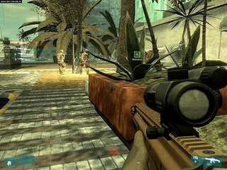 Tom Clancy's Ghost Recon: Advanced Warfighter id = 66951