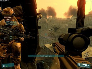Tom Clancy's Ghost Recon: Advanced Warfighter id = 66952