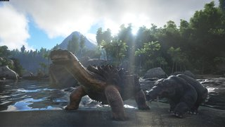 ARK: Survival Evolved id = 299889