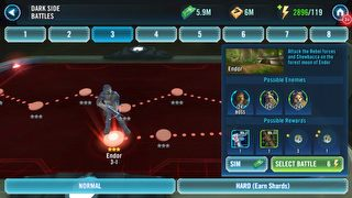Star Wars: Galaxy of Heroes id = 311476