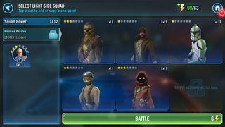 Star Wars: Galaxy of Heroes id = 311494