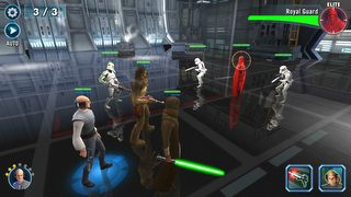 Star Wars: Galaxy of Heroes id = 311495