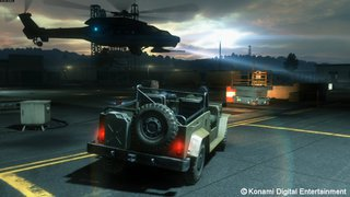 Metal Gear Solid V: Ground Zeroes - screen - 2014-03-06 - 278730