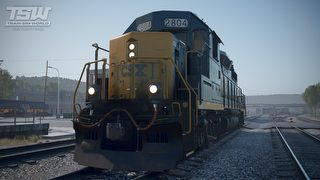 Train Sim World: CSX Heavy Haul id = 331199