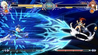 BlazBlue: Central Fiction id = 329641