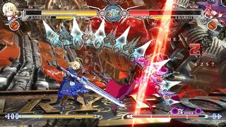 BlazBlue: Central Fiction id = 329642