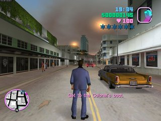 Grand Theft Auto: Vice City id = 130785