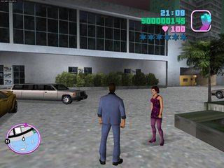 Grand Theft Auto: Vice City id = 130787
