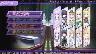 Hyperdimension Neptunia U: Action Unleashed id = 317834