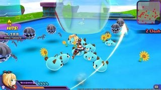 Hyperdimension Neptunia U: Action Unleashed id = 317835