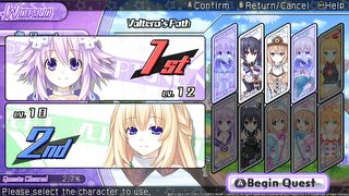 Hyperdimension Neptunia U: Action Unleashed id = 317837