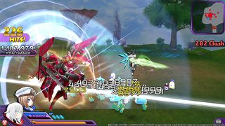 Hyperdimension Neptunia U: Action Unleashed id = 317838