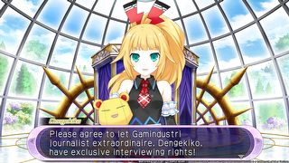 Hyperdimension Neptunia U: Action Unleashed id = 317839