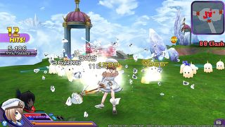 Hyperdimension Neptunia U: Action Unleashed id = 317840