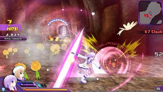 Hyperdimension Neptunia U: Action Unleashed id = 317841