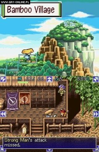 Mystery Dungeon: Shiren the Wanderer - screen - 2008-02-22 - 96298