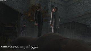Sherlock Holmes vs. Jack the Ripper id = 182899