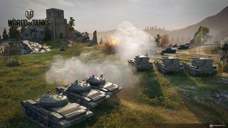 World of Tanks id = 354443