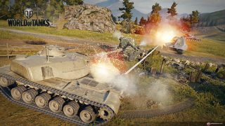 World of Tanks id = 354444