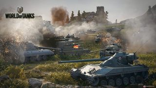 World of Tanks id = 354446