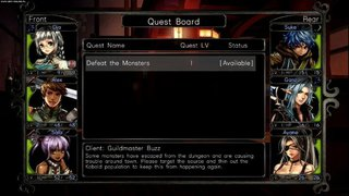 Wizardry: Labyrinth of Lost Souls - screen - 2011-06-16 - 212303