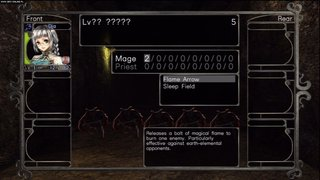 Wizardry: Labyrinth of Lost Souls - screen - 2011-06-16 - 212315