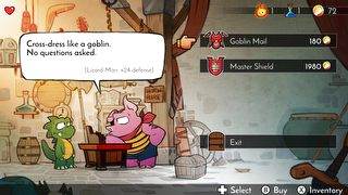 Wonder Boy: The Dragon's Trap id = 341168
