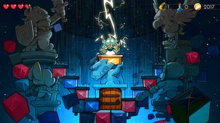 Wonder Boy: The Dragon's Trap id = 341170