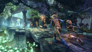 The Elder Scrolls Online: Tamriel Unlimited id = 332332