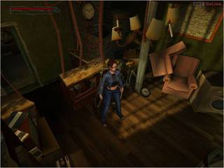 Tomb Raider: The Angel of Darkness - screen - 2003-07-31 - 17521