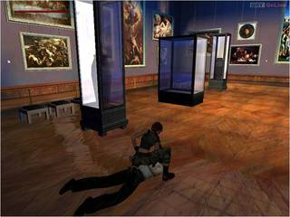 Tomb Raider: The Angel of Darkness - screen - 2003-07-31 - 17523