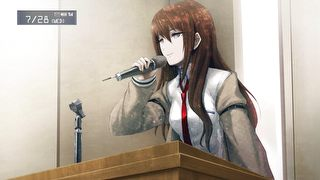 Steins;Gate id = 328903