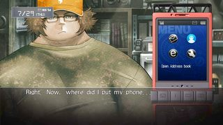 Steins;Gate id = 328904