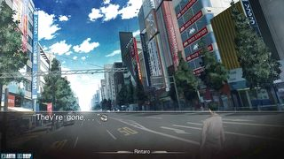 Steins;Gate id = 328906