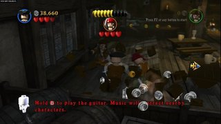 LEGO Pirates of the Caribbean: The Video Game id = 210120