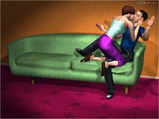 Hot dating simulator
