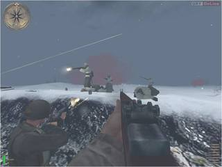 Medal of Honor: Allied Assault - Spearhead - screen - 2002-08-29 - 11509