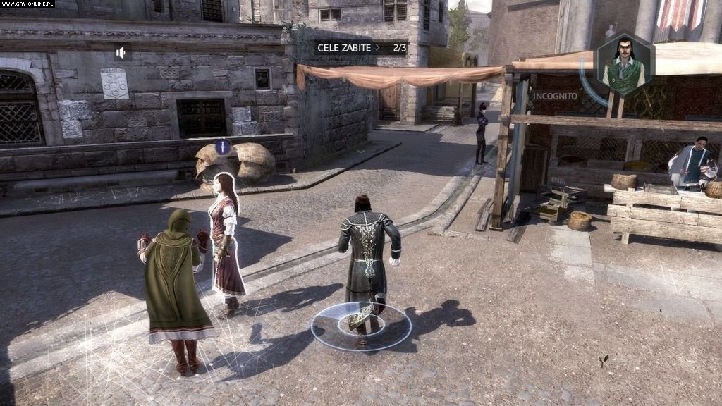 Assassin's Creed Brotherhood (2011) [ ISO ] [ PL ]